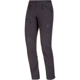 Mammut Courmayeur Pantalon SO Femme, black